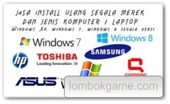 Jasa Install Ulang PC/Laptop