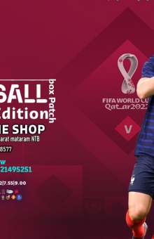 JASA UPDATE PES 2019 PS4 (sept 2018)