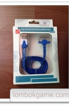 Kabel Charger iPad/iPhone
