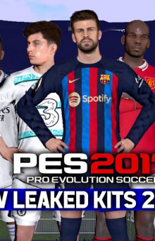 PES 2017 UPDATE FEBRUARY 2021 PC GAME (CEK TRANSFER LIST)