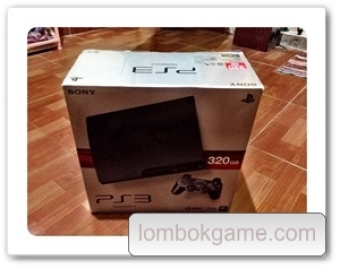 PS3 SLIM CFW 120GB (BARU)