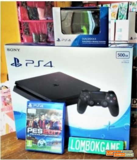 PS4 Slim 500gb HEN FW 5.05 Full game