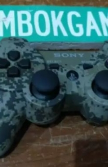 STIK PS3 ORIGINAL MESIN GETAR