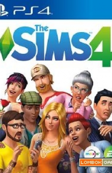 THE SIMS 4 PS4 HEN FULL DLC COMPLETE