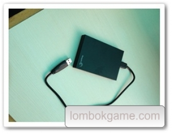 USB HDD 500GB FULL GAME PS3/XBOX