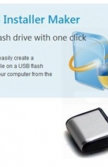 USB Windows Installer 8gb